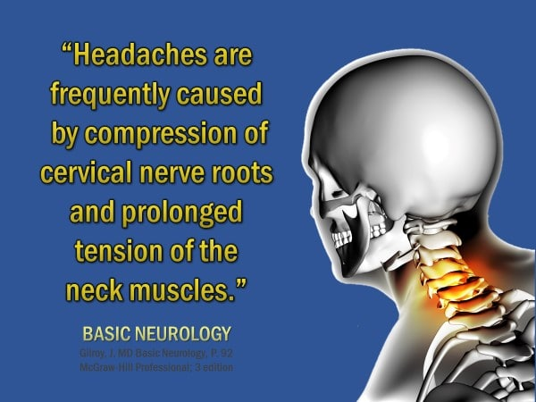 Headaches are Frequently Caused By Compression in Dallas GA